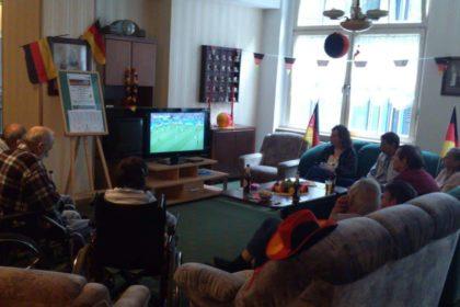 Dresdner Hof – Kleine Fussball-Nachlese
