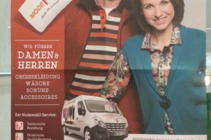 Herbst/Winter Kollektion: Mode Mobil kommt am 30.09.2014