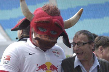 Behinderten-Fantag bei RB Leipzig