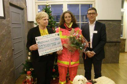 Rettungshundestaffel für die Sicherheit unserer Maternus-Bewohner in Leipzig