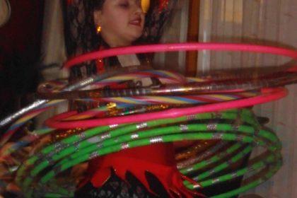 Zirkus Probst gastierte im Christinen-Stift