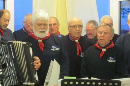 """Shanty's goes CURA – Konzert zum """"Neuen Jahr"""""""