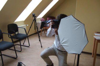 """Ein Fotograf fand seine """"Models"""""""