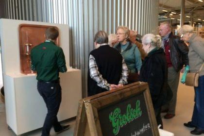 Ausflugsfahrt Brauerei und Weberei
