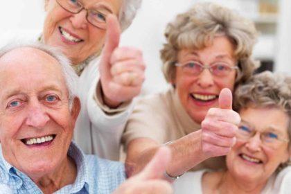 Wo sich Senioren und Seniorinnen wie zu Hause fühlen