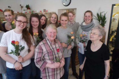 Gedichte von Jugendlichen für Senioren
