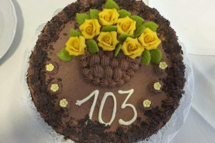 103. Geburtstag