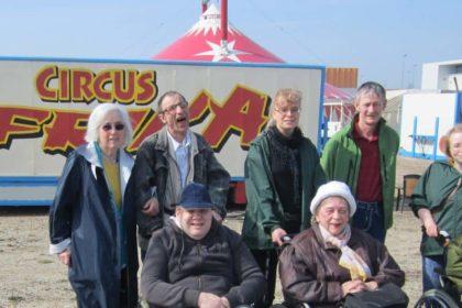Ausflug in den Zirkus