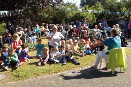 Sportfest in Pasewalk