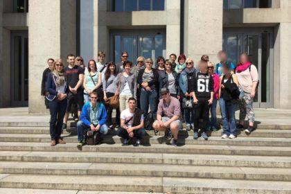 2. regionaler Azubi-Tag der Einrichtungen Maternus Ost in Dresden