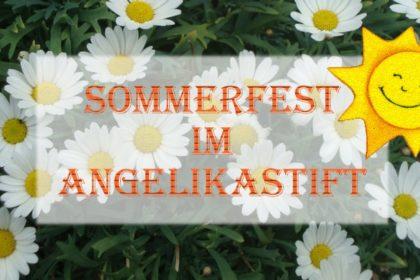 15. Juli – Sommerfest im Angelikastift Leipzig-Connewitz