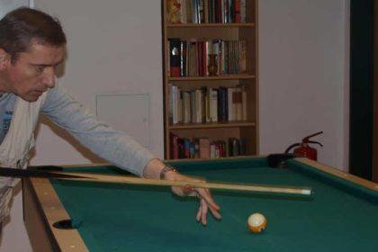 1. Billard-Turnier