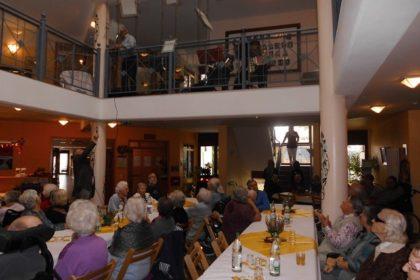 Erntedankfest im CURA-Seniorencentrum Lilienthal