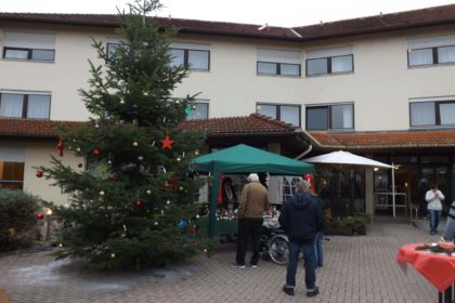 Adventsbasar im Maternus An den Salinen in Bad Dürkheim