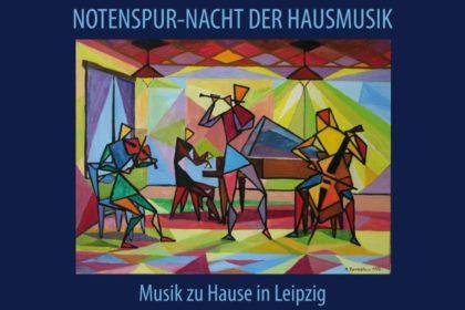 Notenspur-Nacht der Hausmusik im Dresdner Hof