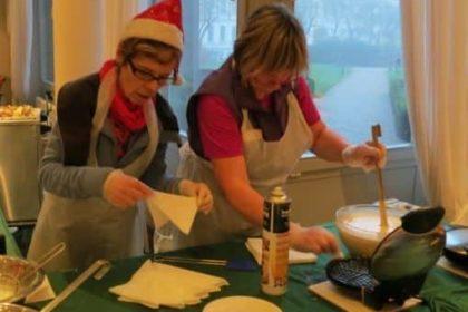 Wir laden zum traditionellen Weihnachtsbasar