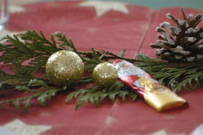 Vor-Weihnachtsfeier auf Wohnbereich 5
