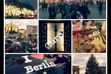 Berlin, Berlin, wir fahren nach Berlin.