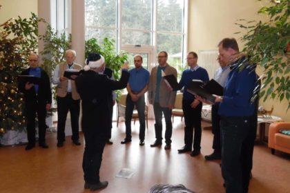 Adventssingen im Angelika Stift Neuhaus