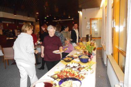 Pflegedanktag wurde auch im Christinen-Stift gefeiert