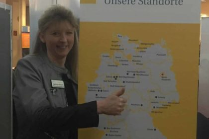 CURA Borgstedt auf der Jobmesse