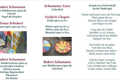 Im Dresdner Hof ist Hausmusik schon Tradition