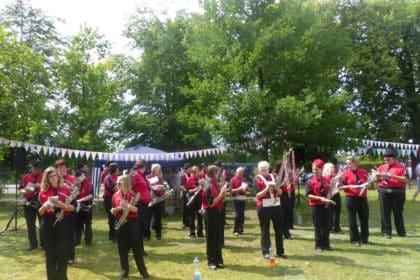 Sommerfest 2016 im CURA Seniorencentrum Pasewalk