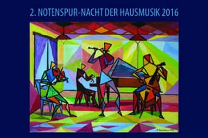 2. Notenspur-Nacht der Hausmusik – Dresdner Hof erneut in Gastgeberrolle