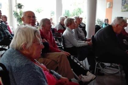Technik im Alter – Thema beim Filmfestival