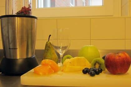 Neues aus den Wohnküchen der CURA Heiligenhafen: Smoothies für alle!