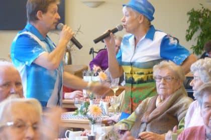 Herbstfest mit Jo & Josephine im Cura SC Pasewalk
