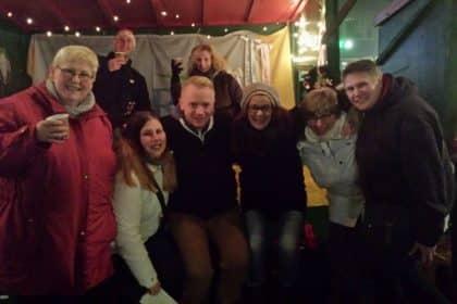 Hubertusfest und Weihnachtsmarkt