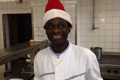 Weihnachtliche Grüße aus der Küche :-)