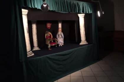 Märchenhafter Nachmittag mit dem Marionettentheater Böhmer