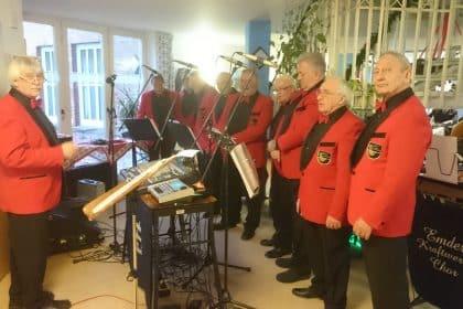 Emden: Douwesstift feiert Vorweihnachtszeit