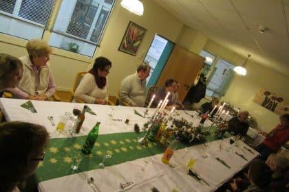 """""""Candlelight-Diner"""" für Ehrenamtliche"""