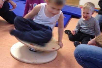 Katharinenstift erfüllt Kindergarten Müllenborn Herzenswunsch