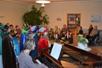 Christus mansionem benedicat-Segensbitte für Cura SC Pasewalk