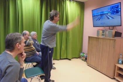 3. Wii-Bowling-Turnier im Maximilianstift
