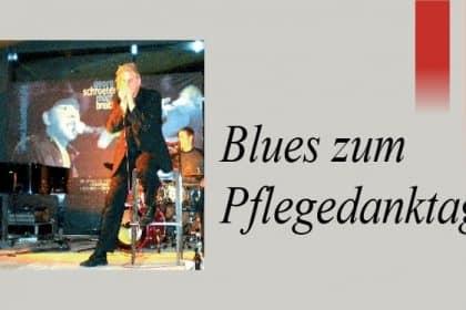 Blues der Extraklasse zum Pflegedanktag in Heiligenhafen!