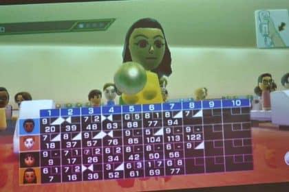 Alle Zehne – Wii-Bowling-Turnier