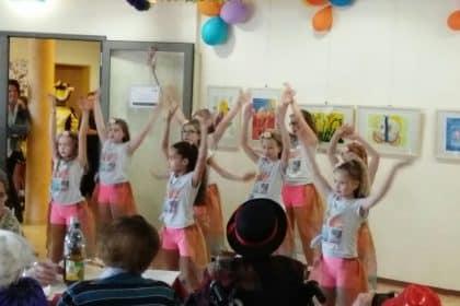 Karneval im Maternus-Stift 2017