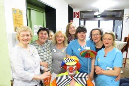 Rückblick auf den Pflegedanktag am 18. März 2017 im CURA Seniorencentrum Bad Sassendorf