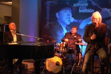 """Der """"Blues Train"""" machte Halt in Heiligenhafen"""".. … ein super Konzert zum Pflegedanktag!"""