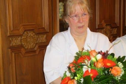 Abschied nach 22 Jahren – Ruhestand für Monika Hucke