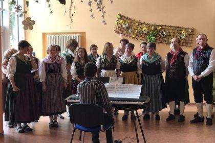 Osterüberraschung im Angelika Stift Neuhaus