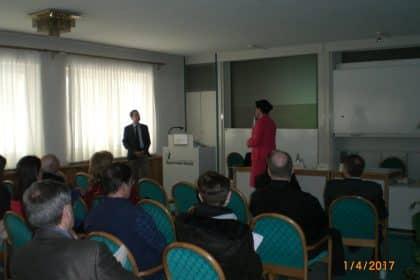 1. Chamer interdisziplinäres Kolloquium in der Bayerwald-Klinik