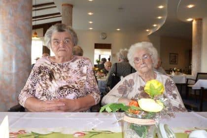 Tanz in den Mai im Seniorencentrum Barbara-Uttmann-Stift Schönheide…
