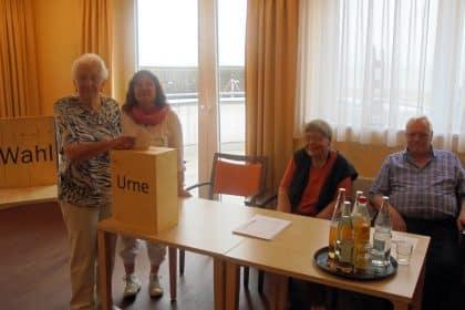 Bewohnerbeiratswahl 2017 – CURA Heiligenhafen hat gewählt!