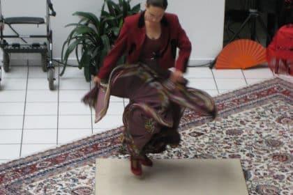 Flamenco-Nachmittag